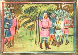ajior-atado-a-un-arbol-Detalle-del-Libro-de-Judit