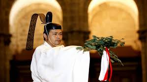 sacerdotes shinto
